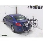 best honda civic bike racks etrailer com