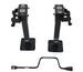 Fulton Drop-Leg Stabilizer Jack with Mounting Channel