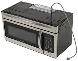 furrion over the range rv convection microwave 1 500 watts 1 5 cu ft stainless steel