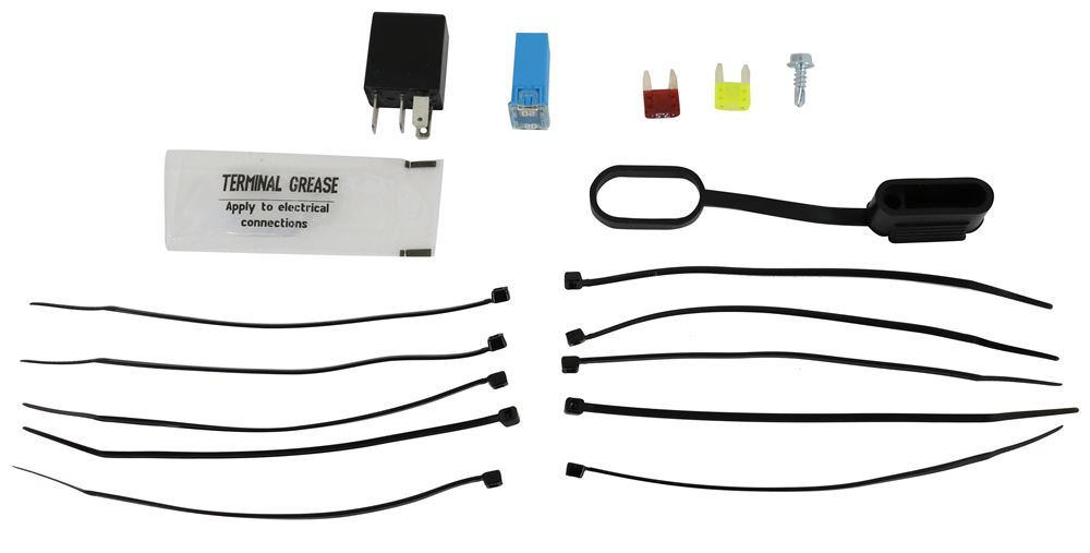 Hopkins Plug-In Simple Wiring Harness for Factory Tow