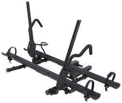 hollywood racks trs se bike rack for 2 bikes 2 hitches wheel mount