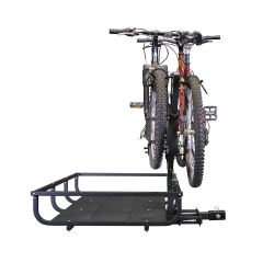 bike rack and cargo carrier
