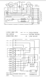 Install Diagram for Single Zone Controller for Furrion
