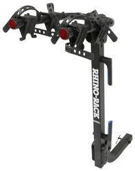 rhino rack 2 bike rack 2 hitches tilting