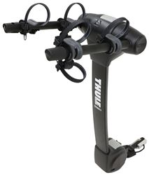 thule apex xt 2 bike rack for 1 1 4 and 2 hitches tilting