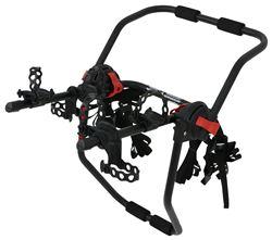 yakima hangout 2 bike rack trunk mount adjustable arms