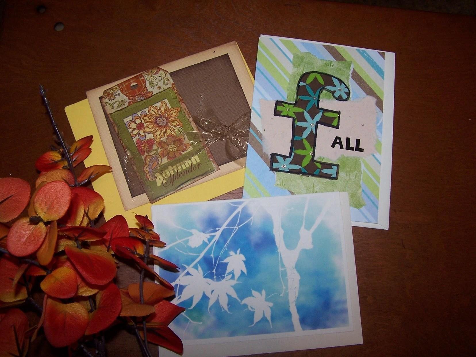 Fall Etsy Collab Set
