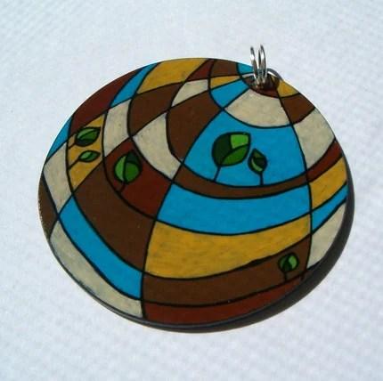 Terrarium Pendant