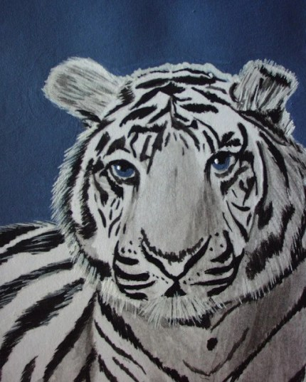 White Bengal, Copyright AreYouAnArtist