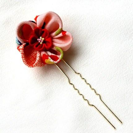 Vintage Kimono Hairpin