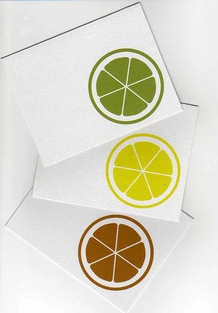 Citrus Cards
