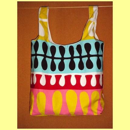 Tote2Go! Bright Pattern
