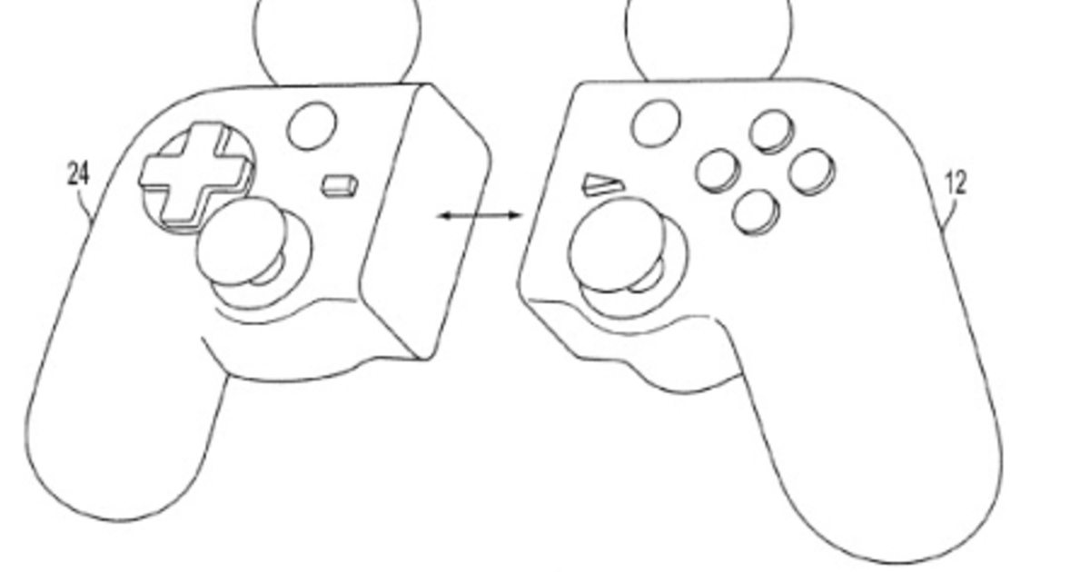 Sony's break apart pad idea returns, this time with Move