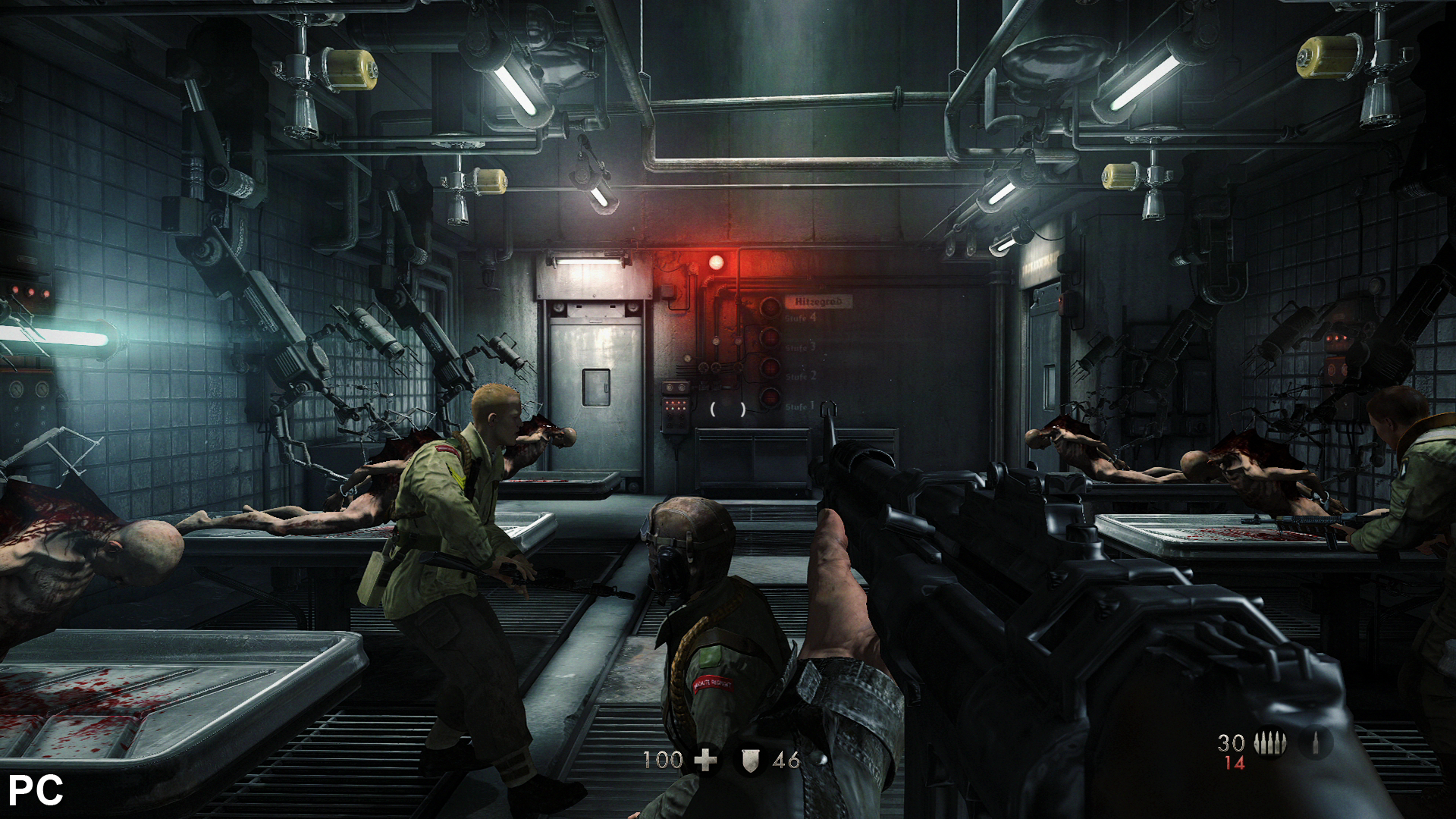 Image result for WOLFENSTEIN: THE NEW ORDER