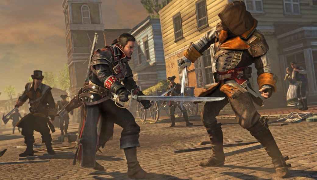 Image result for Assassin's Creed Rogue (2013)