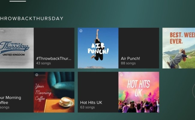 Spotify App Launches Today Exclusive To Playstation For