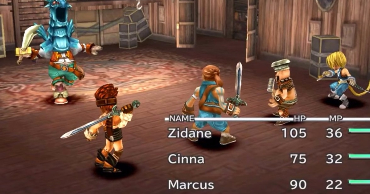 Final Fantasy 9 Arrives On Steam With No Encounter Mode