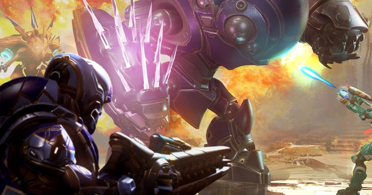 Halo 5 Free To Download And Play For A Week Alongside