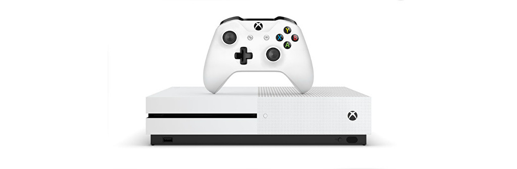 Xbox One S Brings 4K Blu Ray And Video Support On August 2
