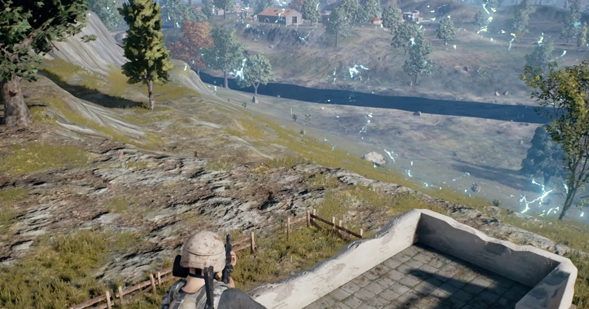 PlayerUnknowns Battlegrounds Latest Update Makes Blue Zone Deadlier