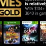 Xbox Live Games With Gold December Lineup Announced