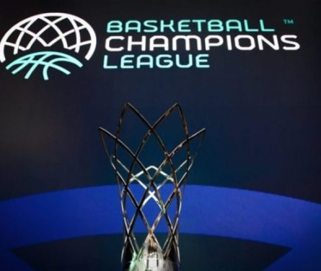The 2018 19 Basketball Champions League Schedule