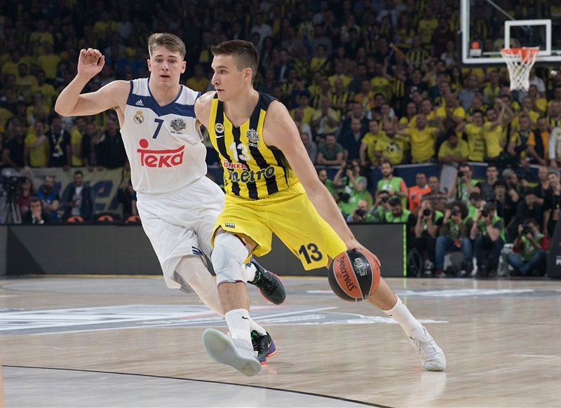 """Bogdanovic: """"We didn't came here just to play a Final""""   Eurohoops"""