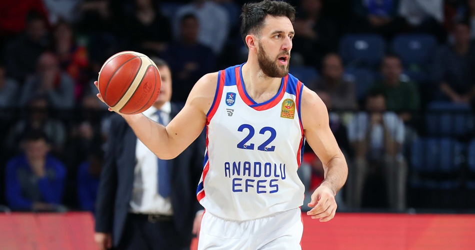 Vasilije Micic believes he could play more than 20 minutes a game ...