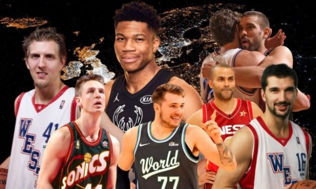 The all time list of European NBA All Stars | Eurohoops
