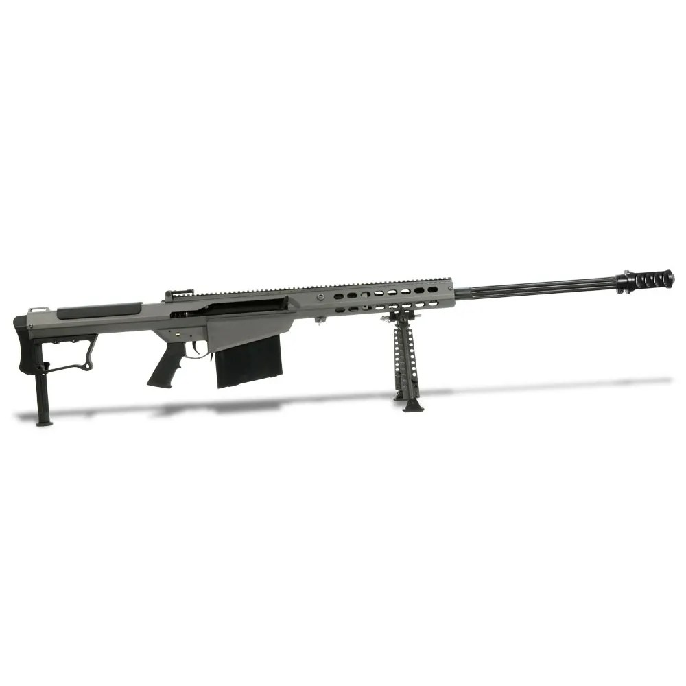Barrett M107A1 50 BMG Grey Rifle 14553 | Flat Rate Shipping! - EuroOptic.com