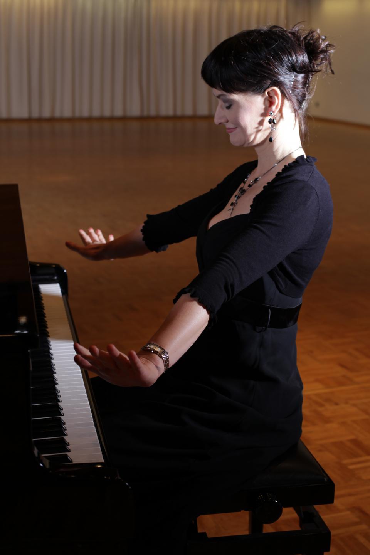 Eventpianistin Ute Bachert  eventpeppers