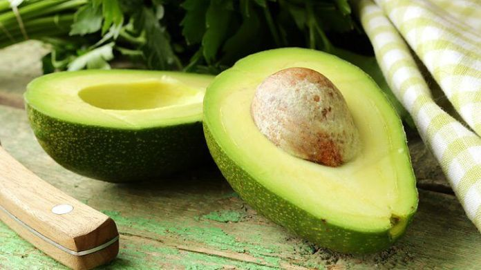 Avocado which is high in magenesium