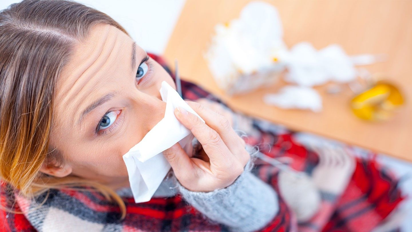 Cold Vs. Flu: How to Tell the Difference in Your Symptoms ...
