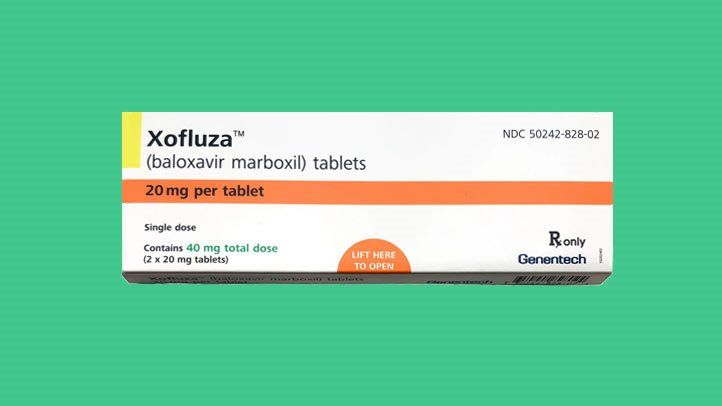 FDA Approves Xofluza, First New Flu Drug in Nearly 20 Years ...