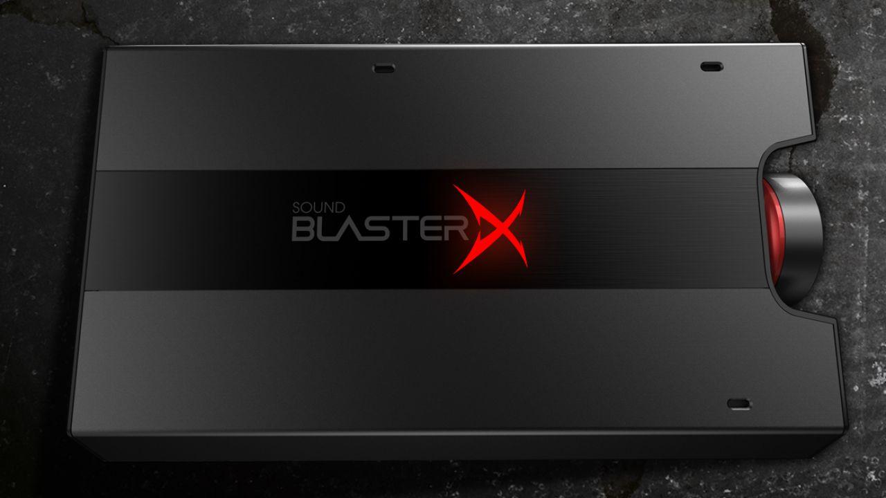 Anteprima Creative Sound BlasterX G5 7.1 - Everyeye Tech