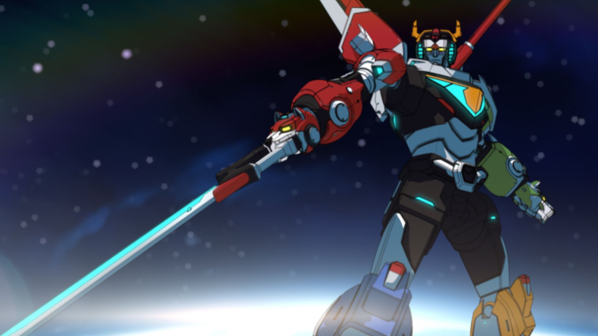 Anime Fighting Wallpaper Voltron Legendary Defender Recensione Della Stagione 1