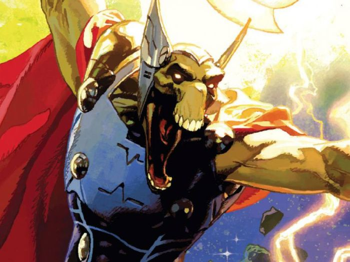 Beta Ray Bill diventa trending topic su Twitter: è l'effetto Christian Bale