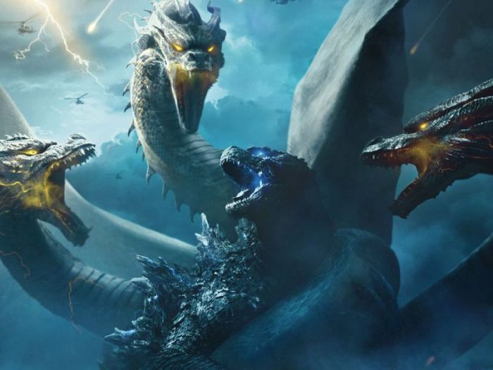 Godzilla II - King of the Monsters: ecco cosa si prova ad interpretare Ghidorah!