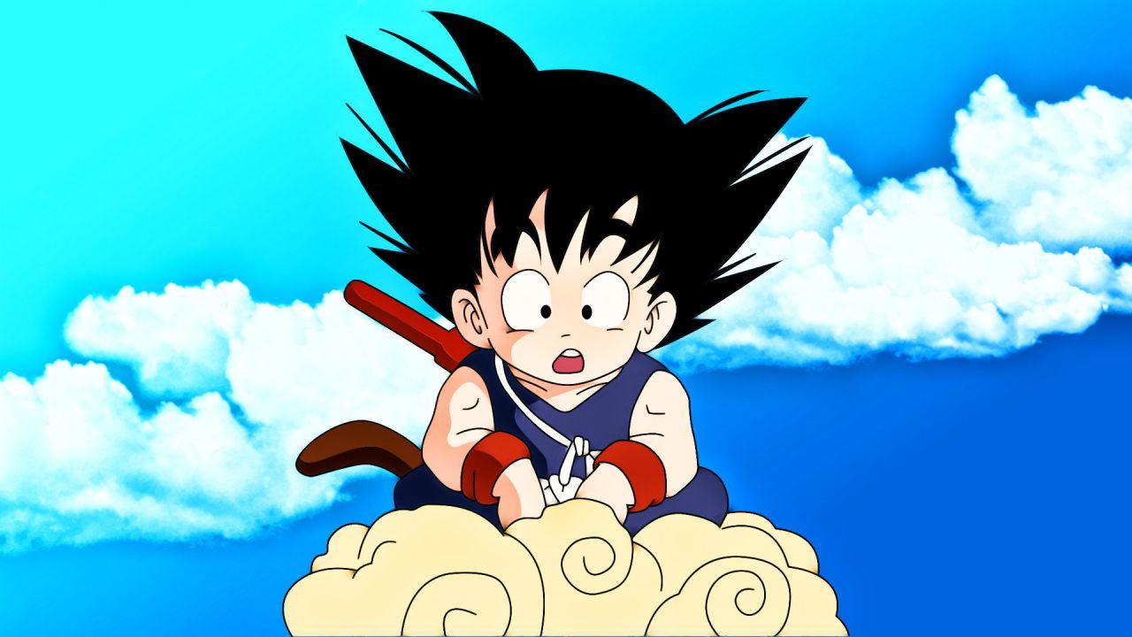 Super Saiyan Live Wallpaper Iphone X Goku Di Dragon Ball Riceve Un Illustrazione Realistica Di