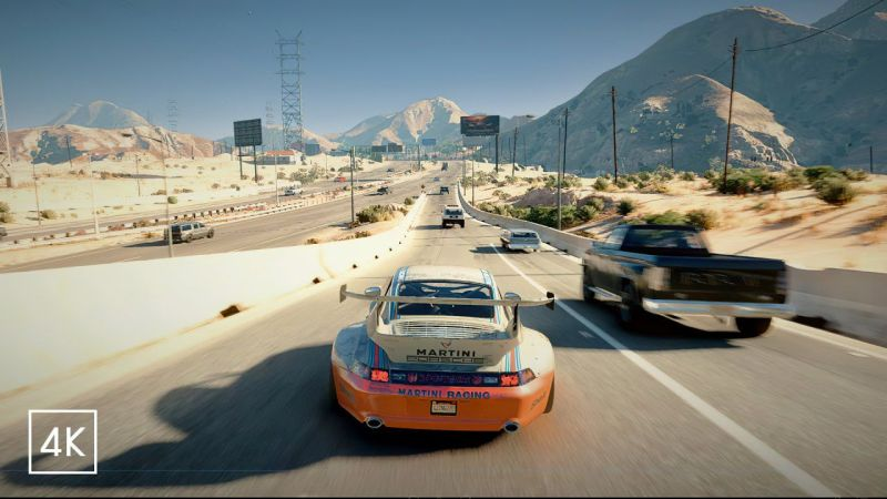 How Will It Be On Ps5 And Xbox Series X A Fan Imagines It With A 4k Video In Ray Tracing World Today News
