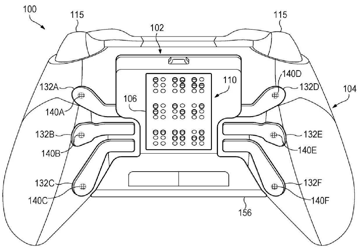 In Arrivo Il Controller Xbox In Braille Per I Giocatori
