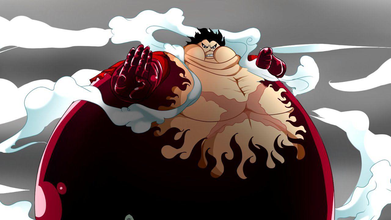 Gear 4 (snake man) snake man adalah perubahan wujud paling baru luffy dalam film one piece. Gear 4 Tank Man Shefalitayal