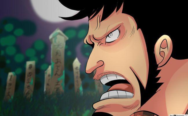 Prosegue Il Flashback Negli Spoiler Di One Piece 971 Che