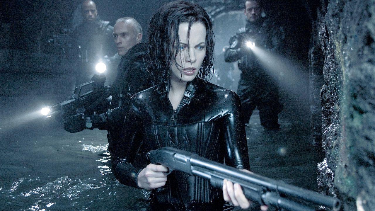 Underworld: Evolution. ecco perché il nudo integrale di Kate Beckinsale venne tagliato