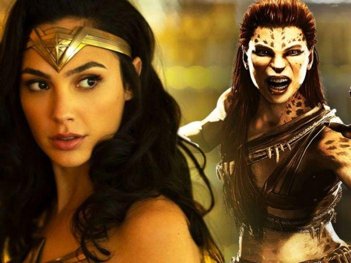 Wonder Woman 1984: scoppierà l'amore tra Diana e Cheetah? Risponde la regista
