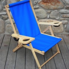 Wooden Frame Beach Chairs Used Captain For Boats The Outer Banks Chair By Blue Ridge