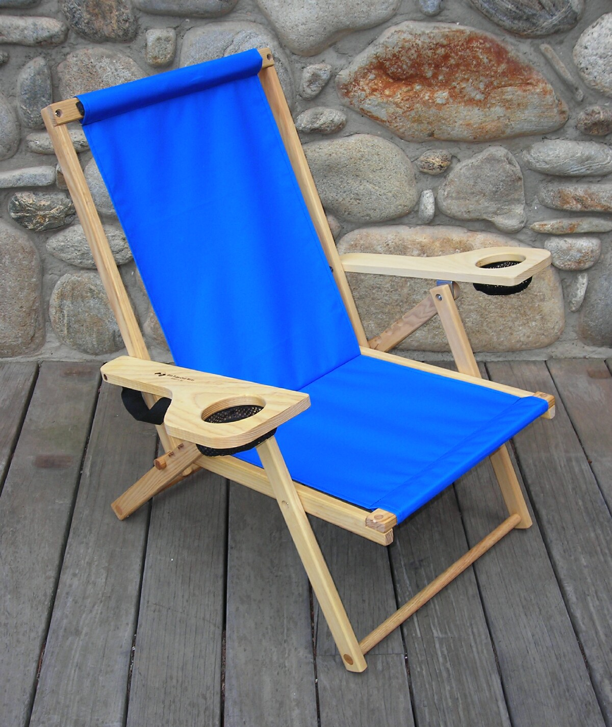 Folding Wood Beach Chair The Outer Banks Beach Chair By Blue Ridge Chair