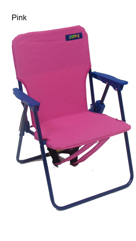 Kids Folding Backpack Beach Chair