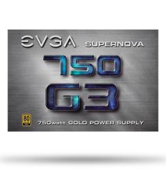 evga supernova 750 g3 80 plus gold 750w fully modular eco mode with new hdb fan 10 year warranty includes power on self tester compact 150mm size  [ 1200 x 1200 Pixel ]