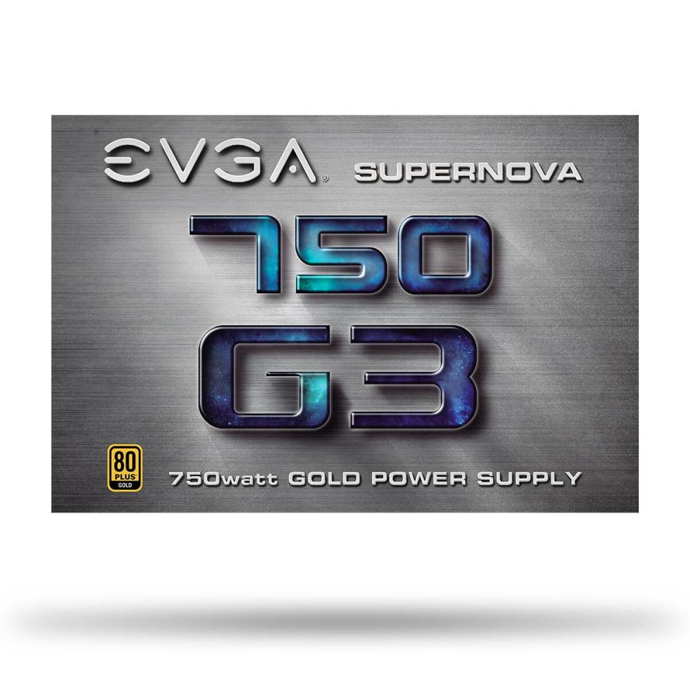 medium resolution of evga supernova 750 g3 80 plus gold 750w fully modular eco mode with new hdb fan 10 year warranty includes power on self tester compact 150mm size